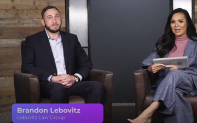 Video with Lorie on Stand Up with Lorie and Managing Attorney Brandon Lebovitz.